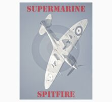 Supermarine Spitfire  Dive by Nigel Bangert