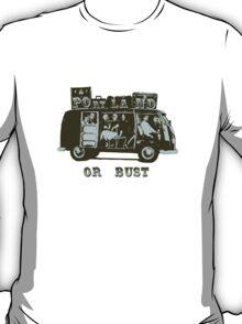 Portland Or Bust! T-Shirt