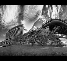 Under the Bridge 360º by Wayman