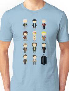 Eleven Doctors Unisex T-Shirt