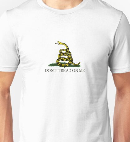 Don't Tread On Me Unisex T-Shirt