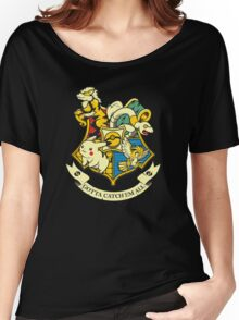 Pokemon Harry Potter Women's Relaxed Fit T-Shirt