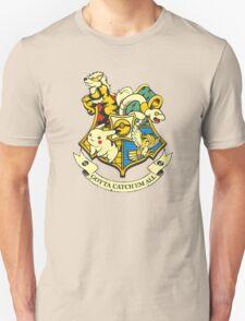 Pokemon Harry Potter Unisex T-Shirt