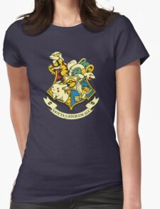 Pokemon Harry Potter Womens Fitted T-Shirt