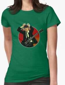 angus Womens Fitted T-Shirt
