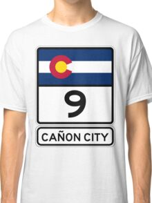 CO-9 CAÑON CITY Classic T-Shirt