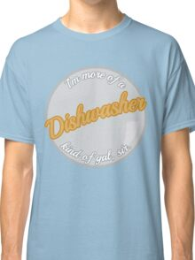Dishwasher girls Classic T-Shirt