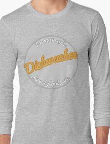Dishwasher girls Long Sleeve T-Shirt