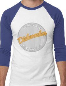 Dishwasher girls Men's Baseball ¾ T-Shirt
