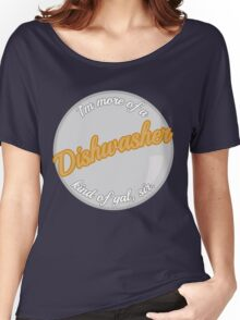 Dishwasher girls Women's Relaxed Fit T-Shirt