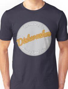 Dishwasher girls Unisex T-Shirt
