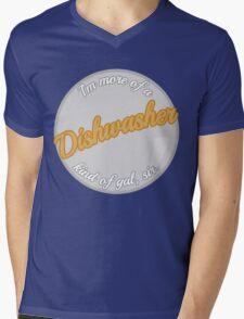 Dishwasher girls Mens V-Neck T-Shirt