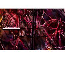 fire door Photographic Print