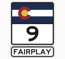 CO-9 Fairplay Colorado Kids Clothes