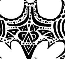 Batman tribal Sticker