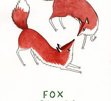 Fox Friends by Sophie Corrigan
