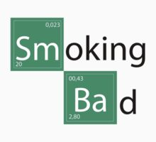 Smoking Bad by seazerka