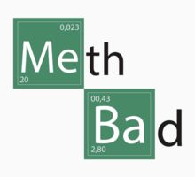 Meth Bad by seazerka