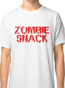Zombie Snack Classic T-Shirt