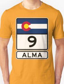 CO-9 Alma Colorado T-Shirt