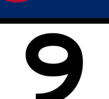 CO-9 Alma Colorado Sticker