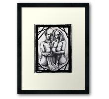 'SHELTER' Framed Print