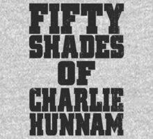Fifty Shades Of Charlie Hunnam by Look Human