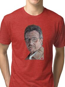 Mr. White Tri-blend T-Shirt