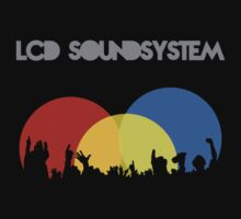 LCD SOUNDSYSTEM by Whiteland