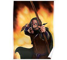 Bard the Bowman Poster