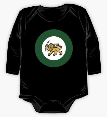 Rhodesian Air Force Emblem One Piece - Long Sleeve