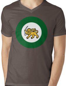 Rhodesian Air Force Emblem Mens V-Neck T-Shirt