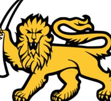 Rhodesian Air Force Emblem Sticker