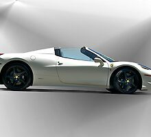 2012 Ferrari F458 Studio Profile by DaveKoontz