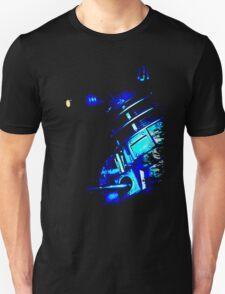 Dalek Beta – Blue Unisex T-Shirt