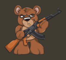 Killer Teddy by DigitalPunk10