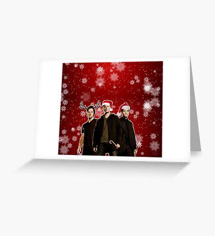 A Supernatural Christmas Greeting Card