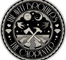 The Avett Brothers by Jacob Sorokin