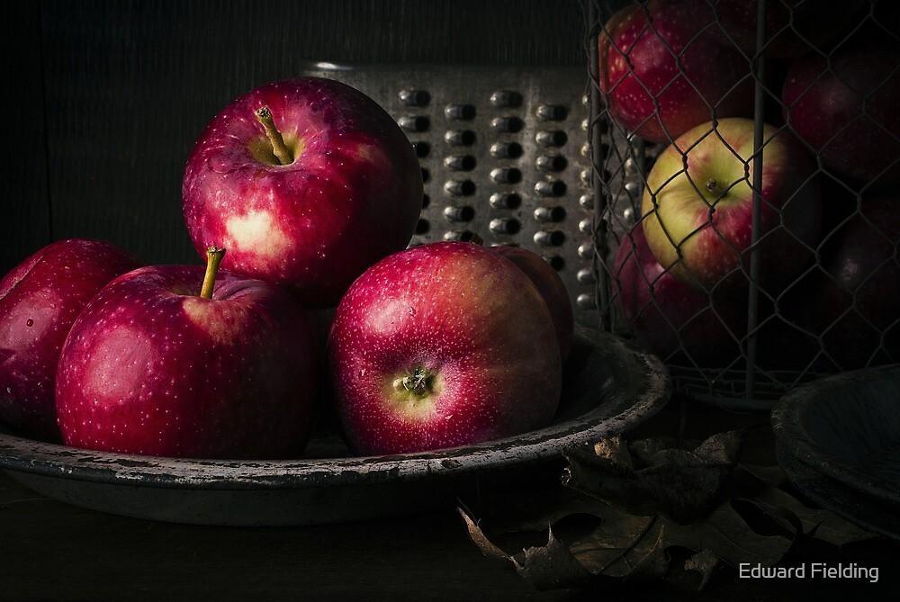 Apple Harvest by Edward Fielding
