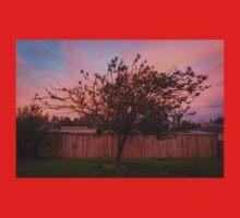 Tree Sunset in Poatina Baby Tee