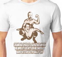 Funny wrestling Unisex T-Shirt