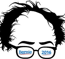 Bernie Sanders 2016 by Jacob Sorokin