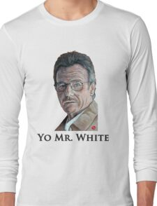Yo Mr. White Long Sleeve T-Shirt