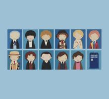 The Doctors by FullBlownShirts