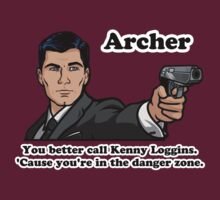 Archer - Danger Zone by FreonFilms