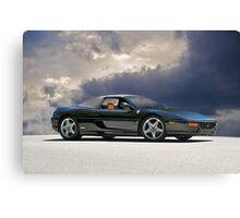 1999 Ferrari 355 Spider IV Canvas Print