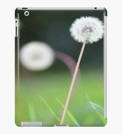 Married Dandelion Couple iPad Case/Skin