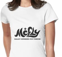 McFly Logo Womens Fitted T-Shirt