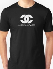 Crystal castles black T-Shirt