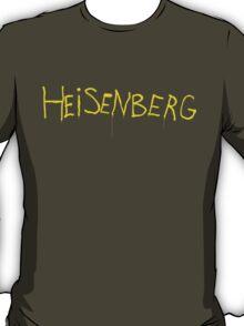 H E I S E N B E R G _ Graffiti T-Shirt